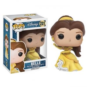 Funko Pop Belle 221 - A Bela e a Fera - Disney