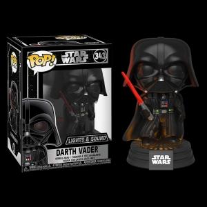 Funko Pop Darth Vader 343 - Star Wars