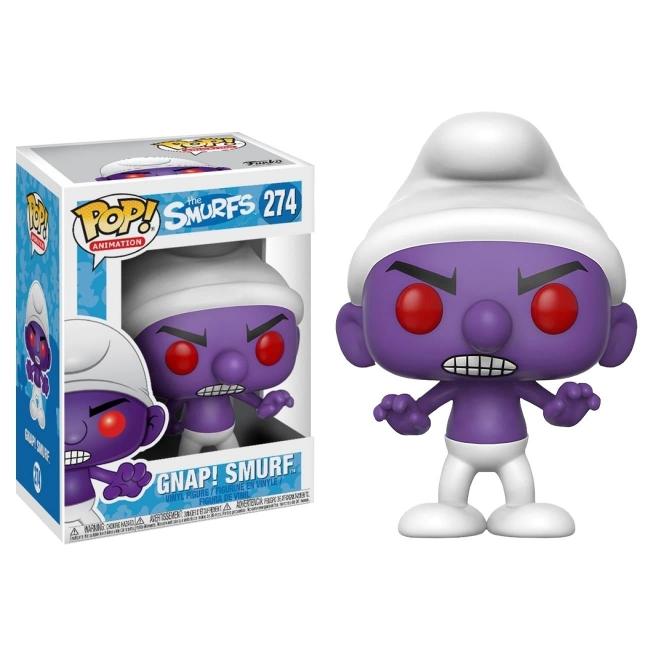 Funko Pop Gnap Smurf  274 - The Smurfs
