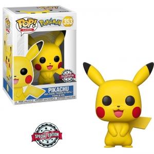 Funko Pop Pikachu 353 - Pokémon