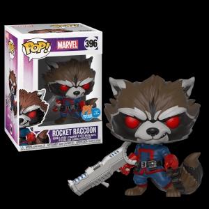 Funko Pop Rocket Raccoon 396 - Marvel
