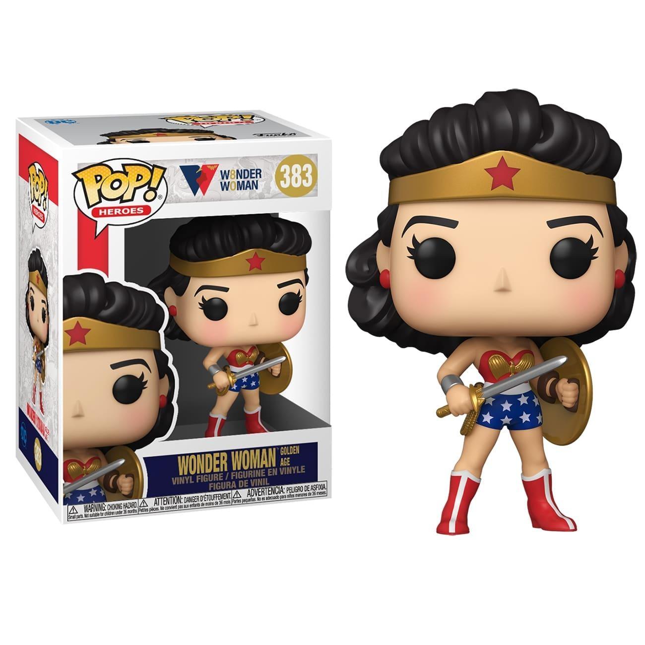 Funko Pop Wonder Woman 383 - DC