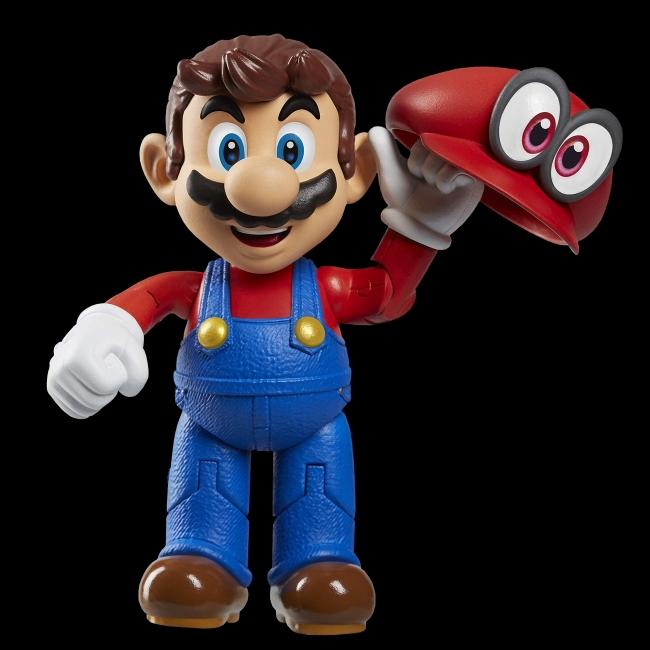 Super Mario Odyssey - World Of Nintendo- Jakks Pacific