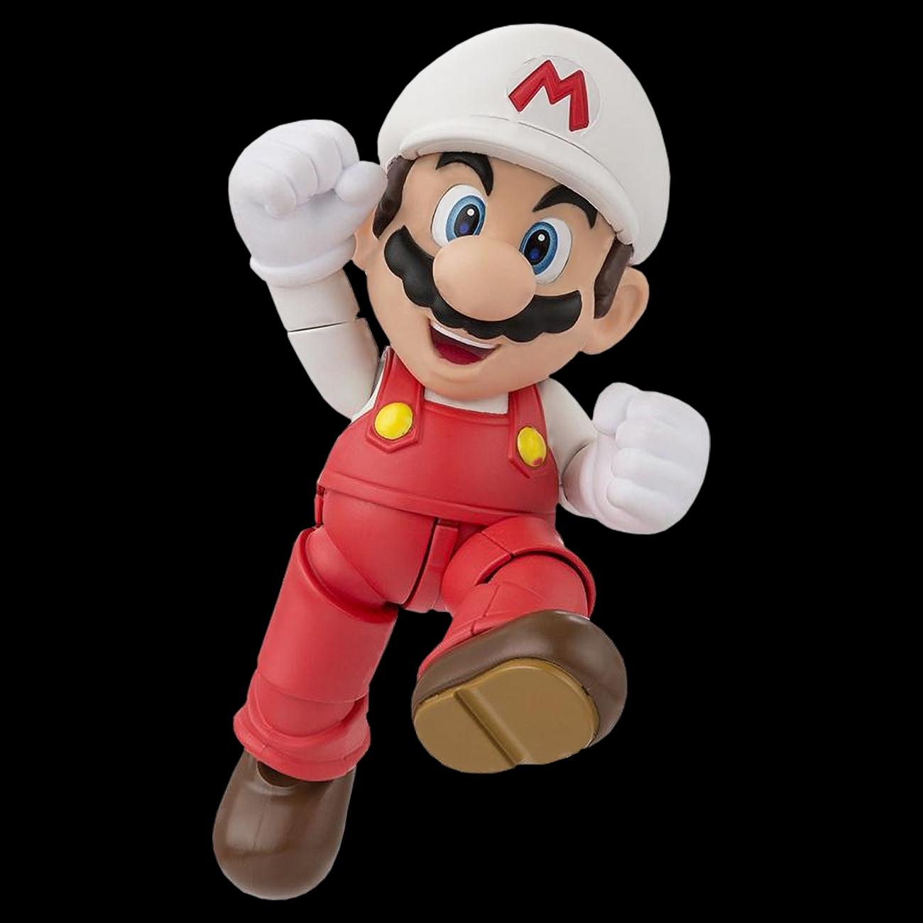 Super Mario Bross - S.H. Figuarts Fire - Bandai
